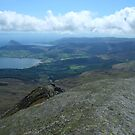 View from Goatfell, Isle of Arran by Mishimoto