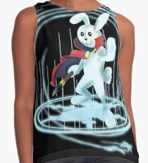 CAPTAIN RABBITFORD CAPTAIN OF THE ORDER OF PLUSH  Contrast Tank