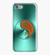 Aquarius & Rat Yang Wood iPhone Case/Skin