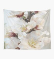 Spring blossoms vintage II Wall Tapestry