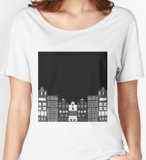houses Women's Relaxed Fit T-Shirt