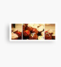 Someone asked for Cupcakes Canvas Print