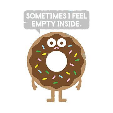 Sometimes I feel empty inside by Nitroman184