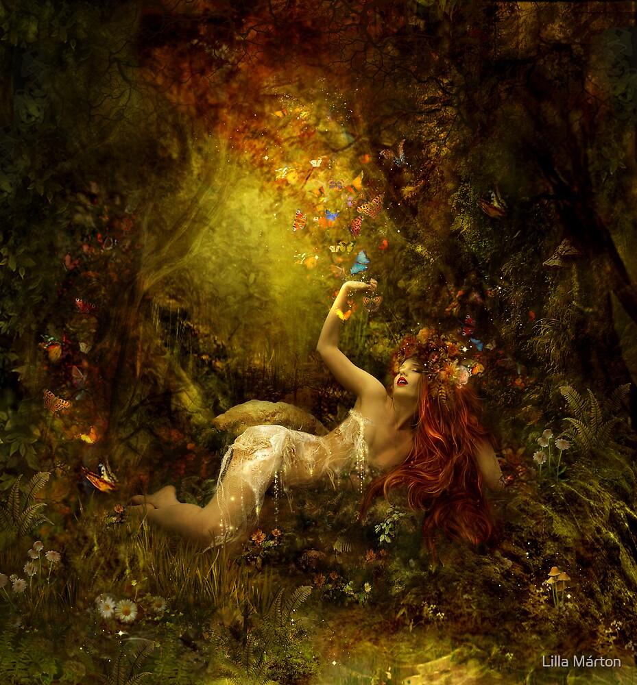 Summer magic by Lilla Márton