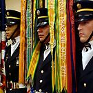 Color Guard by Richard Stephan Bergquist