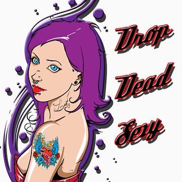 Drop Dead Sexy by garmsink