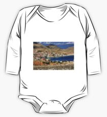 Halki View One Piece - Long Sleeve