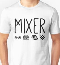 Mixer Little Mix Unisex T-Shirt