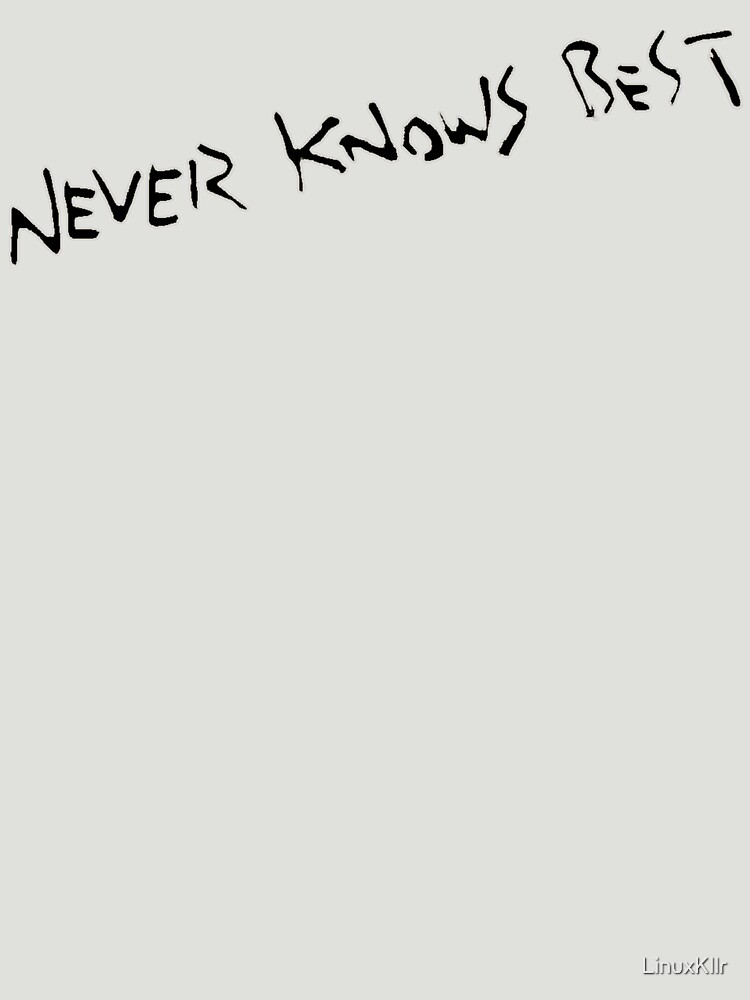Never Knows Best - FLCL by LinuxKllr