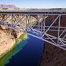 Big Hole Bridge by chucktaylor1