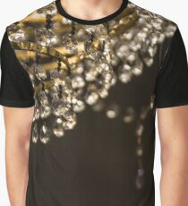 lamp luxury crystal Graphic T-Shirt