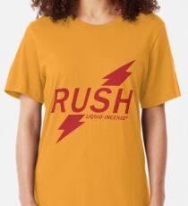 Rush Liquid Incense Amyl  Slim Fit T-Shirt