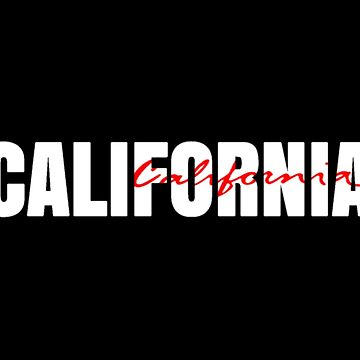 California License Plate by VsTheInternet