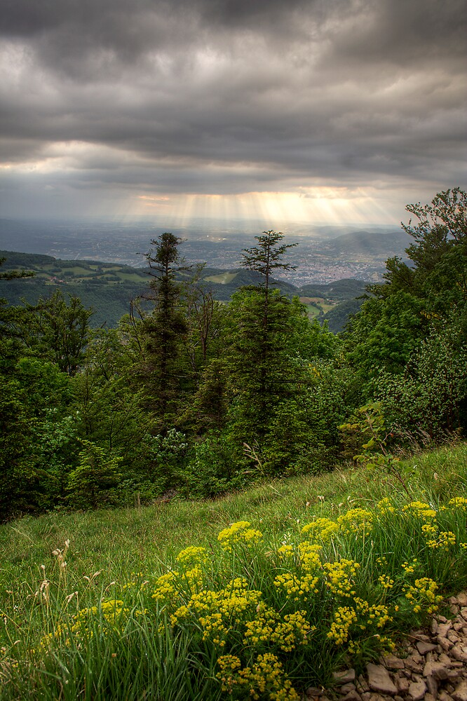 After a Thunderstorm by Sylvain Girard