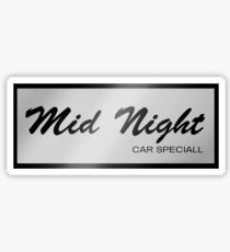 The Mid Night Club Sticker