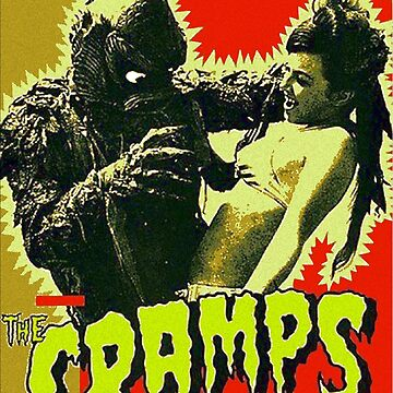 The Cramps by PsychoProjectTS