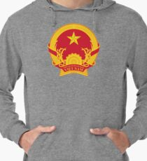 Coat of arms of Vietnam Lightweight Hoodie