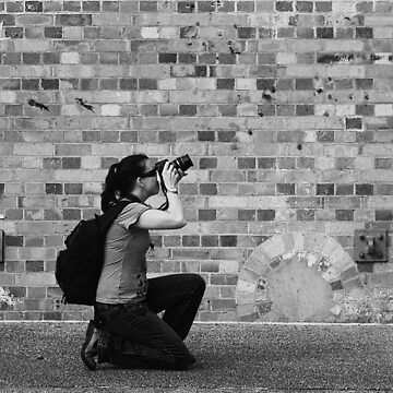 The photographer by colinsart