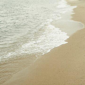 Edge of the ocean by gailgriggs