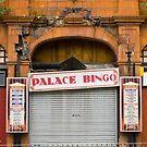 Palace Bingo by Spinneyhead