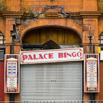 Palace Bingo by Spinneyhead