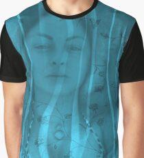 Pepi sexy model selfie posing  Graphic T-Shirt
