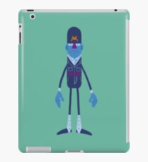 Villain foot soldier iPad Case/Skin