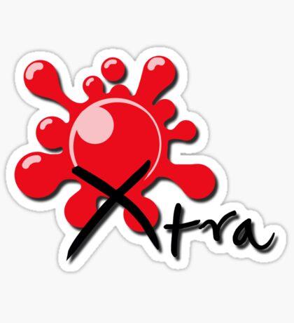 Japan Xtra Splat Logo Sticker