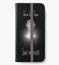 Shine iPhone Wallet/Case/Skin