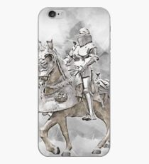 Armour Knight Horse iPhone Case