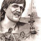 Sir Peter Blake by Alleycatsgarden