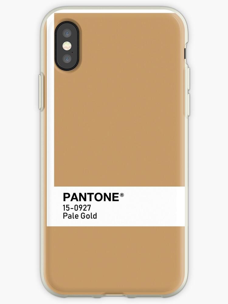 coque iphone xs pantone