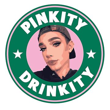 James Charles Pinkity Drinkity by Jemifre