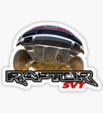 Ford SVT Raptor Sticker