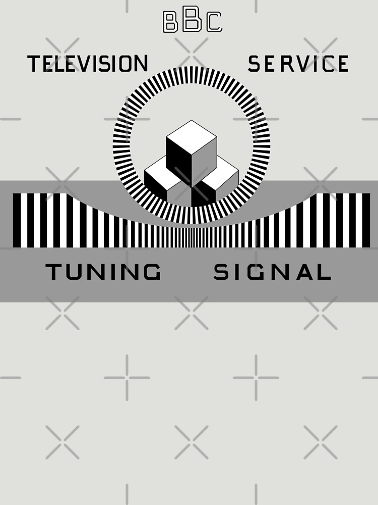 NDVH BBC Television Service Tuning Signal by nikhorne