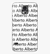 Alberto Case/Skin for Samsung Galaxy
