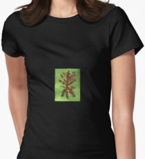 Maple Tree Women's Fitted T-Shirt
