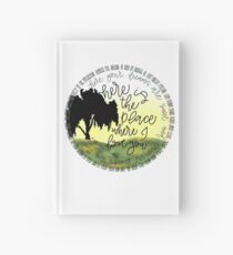 Deep in the Meadow Hardcover Journal
