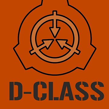 SCP Foundation: D-Class by Rebellion-10