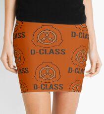 SCP Foundation: D-Class Mini Skirt