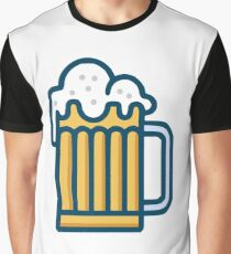 Beer 14. Graphic T-Shirt