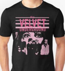 The Velvet Underground Nico 70s Distressed shirt Lou Reed Unisex T-Shirt