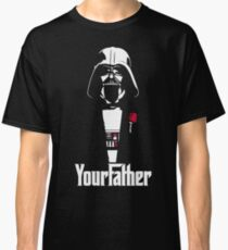Your Father Star Wars Classic T-Shirt