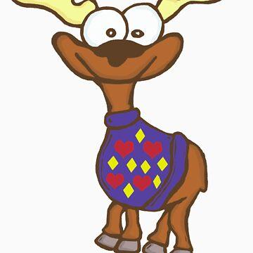 Loose Moose  by StreetVamp