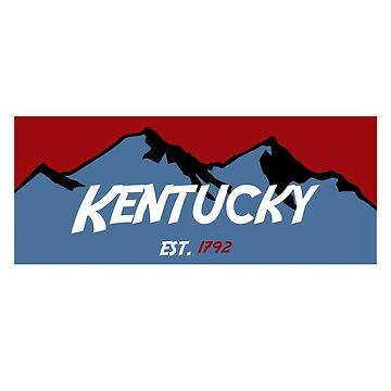 Kentucky Mountains by AdventureFinder