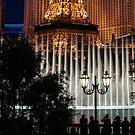 Vegas Fountain No. 5 by Benjamin Padgett