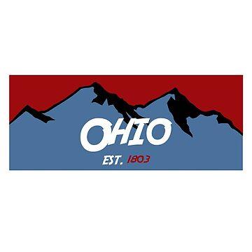 Ohio Mountains by AdventureFinder