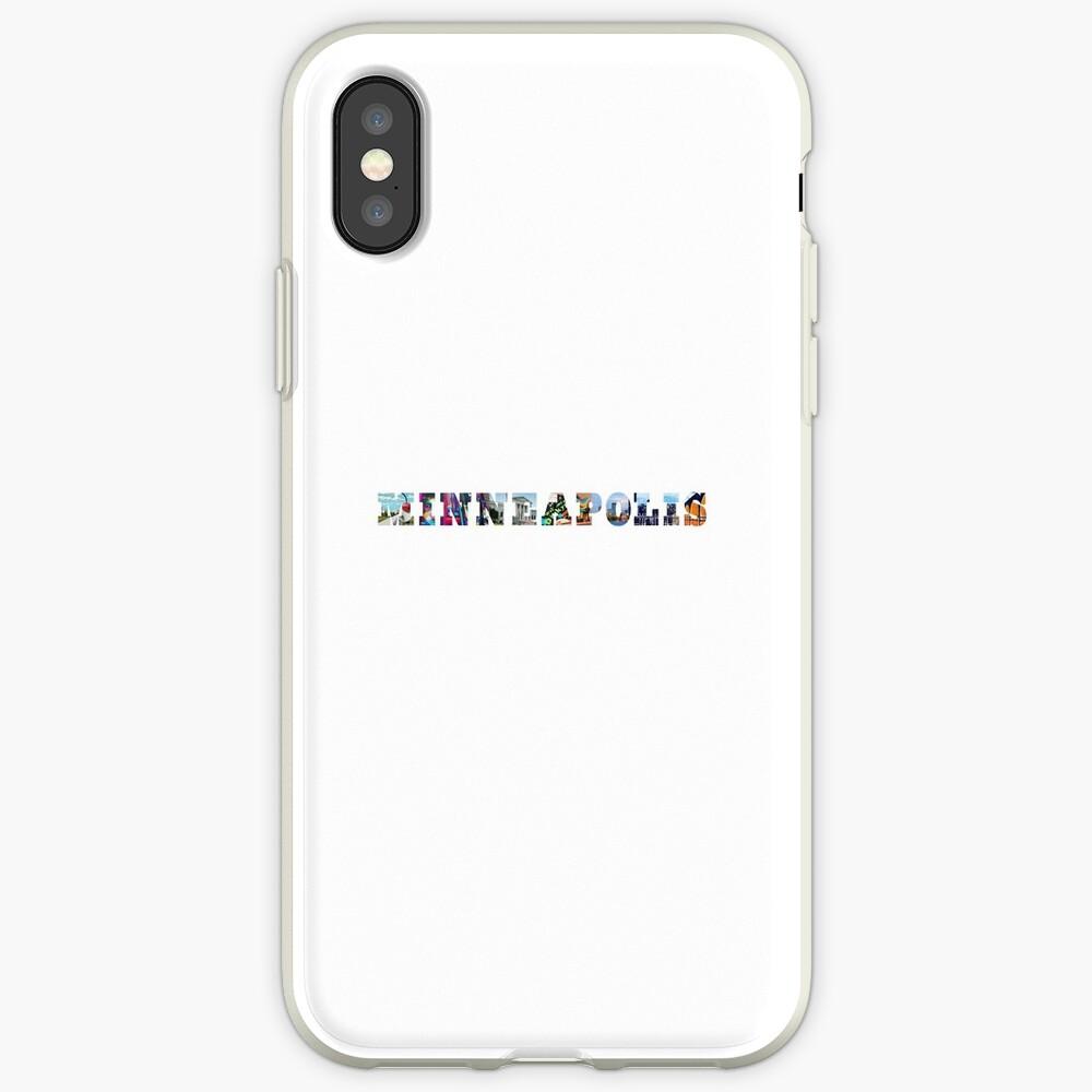 Minneapolis iPhone Case & Cover