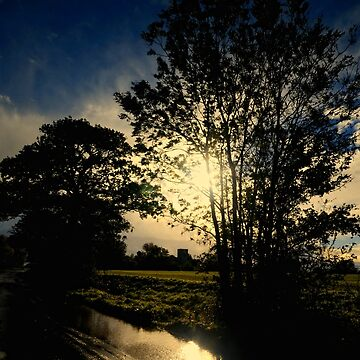 Sunset after Rain by Nigdaw