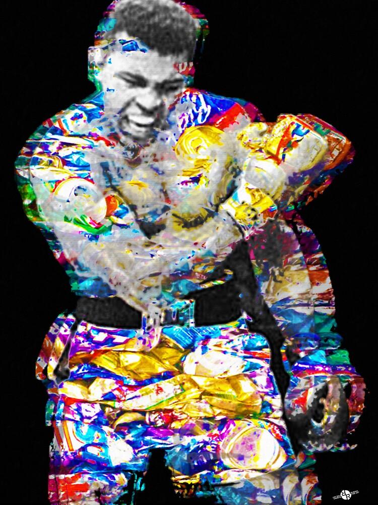 Cassius Clay de RubinoCreative